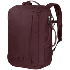 Jack Wolfskin Brooklyn 18 Pack, port wine